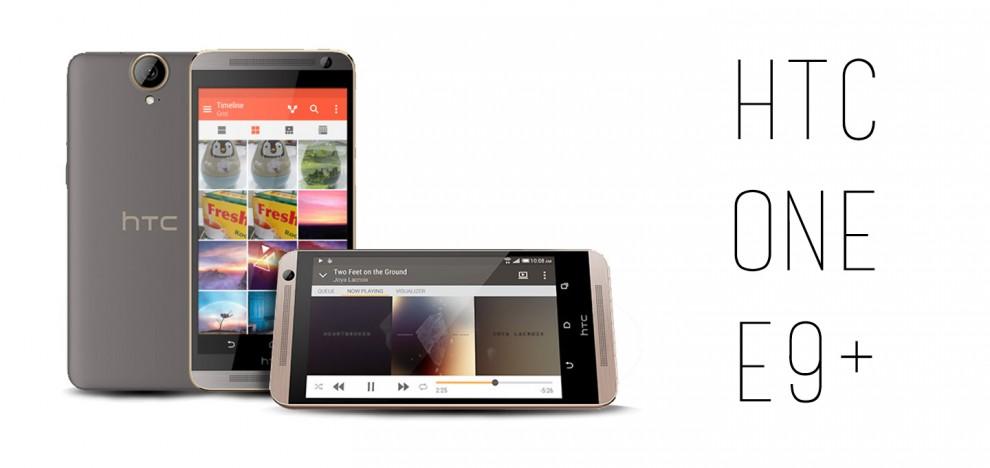 HTC One E9+ (Plus)