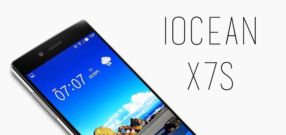 Iocean X7S