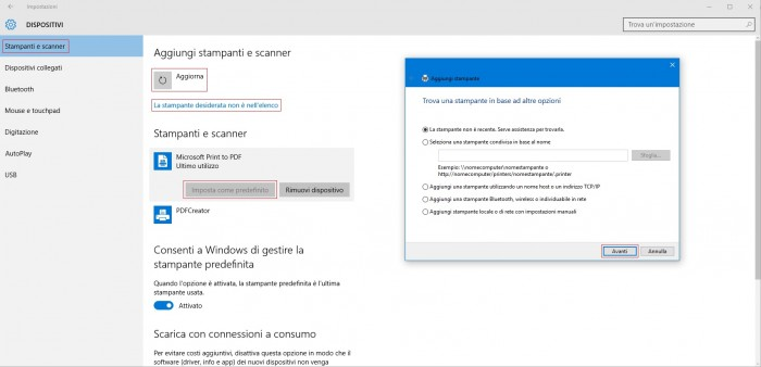 Win10-Agg_Stampante_Scanner