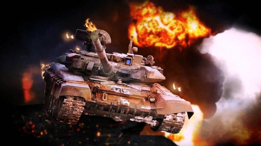 World War III - Таnk