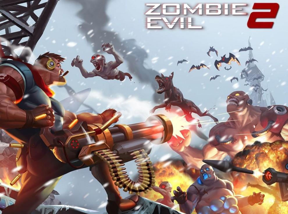 Zombie Evil 2
