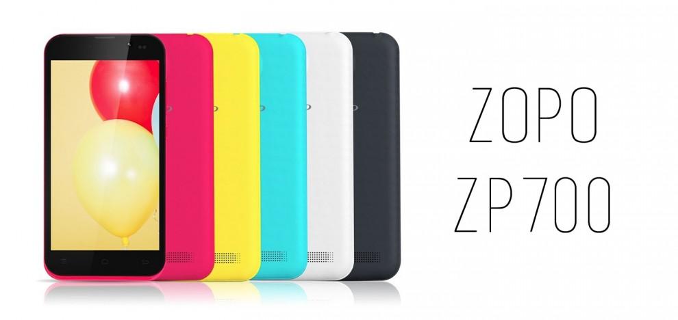 Zopo ZP700