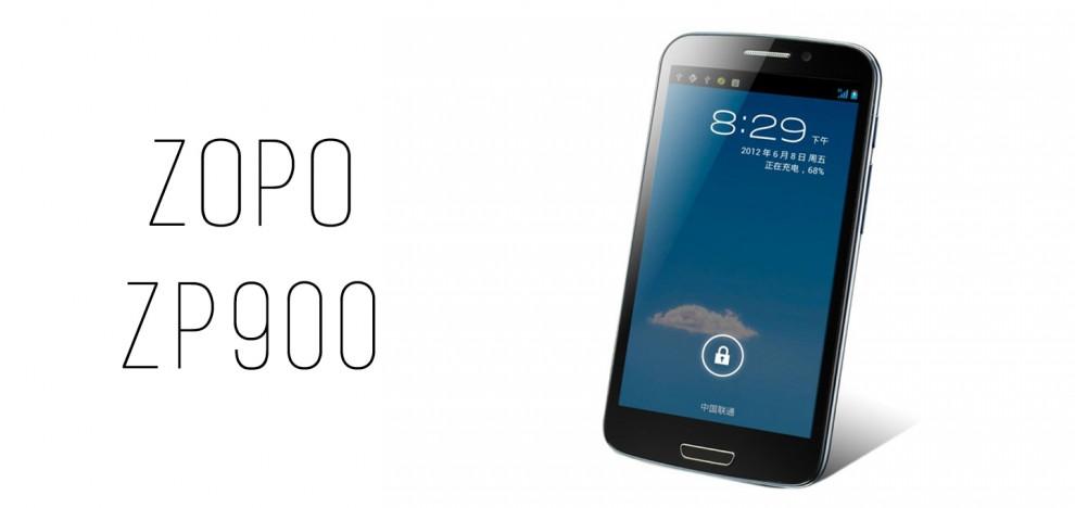 Zopo ZP900