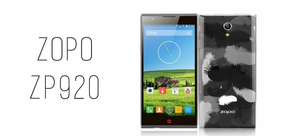 Zopo ZP920
