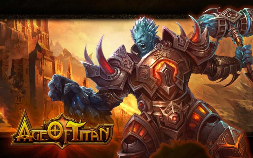 Age Of Titans - War