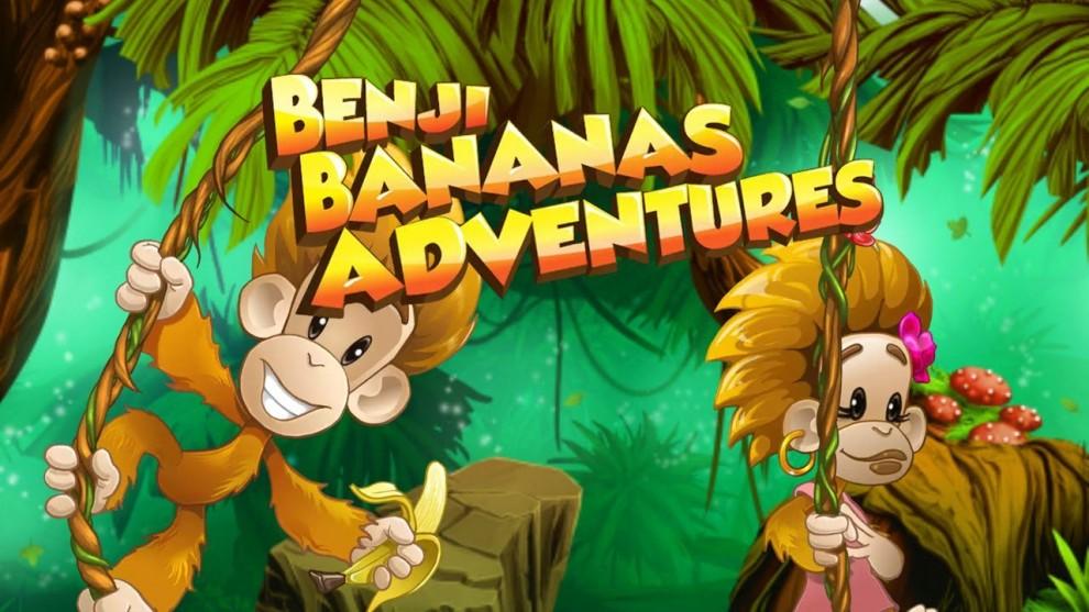 Benji Bananas Adventures