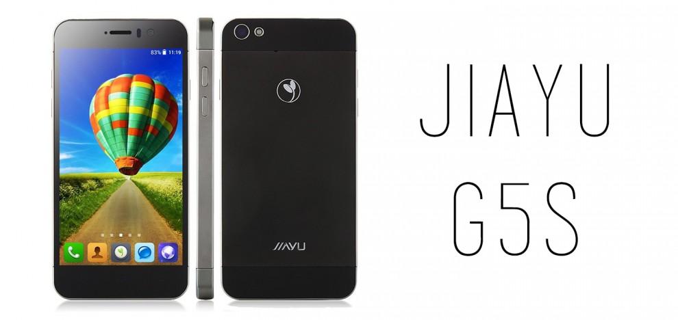 Jiayu G5S