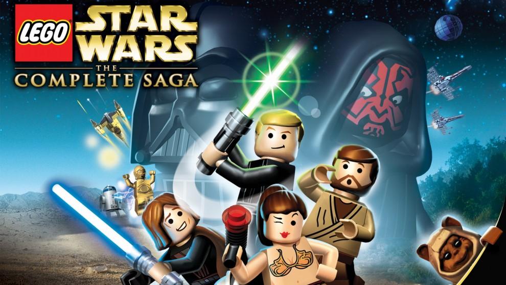 LEGO Star Wars - La Saga Completa