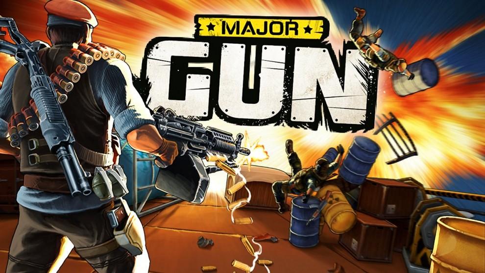 Major GUN FPS endless shooter