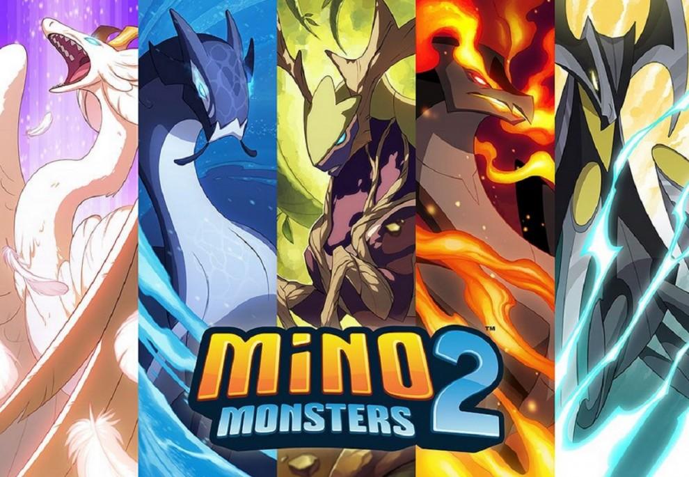 Mino Monsters 2 - Evolution