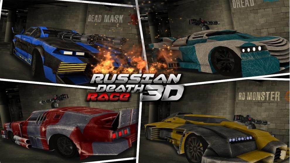 Morte Racing Fever - Auto 3D