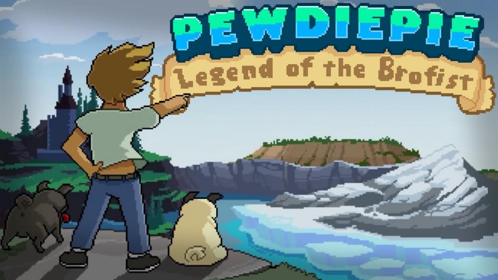 PewDiePie - Legend of Brofist