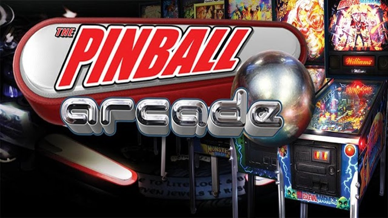 the pinball arcade desktop - photo #1