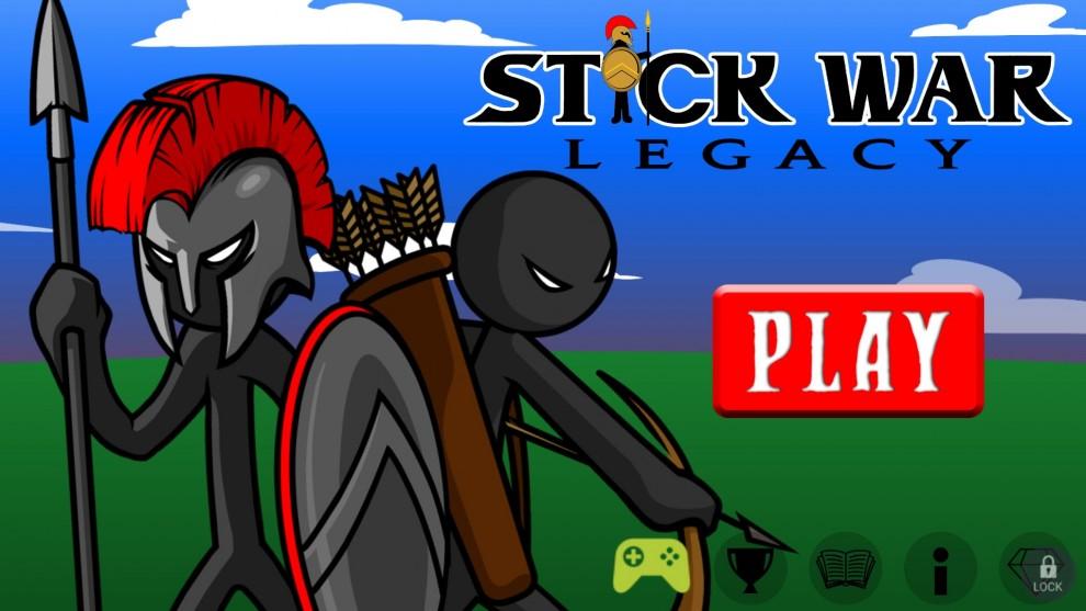 Stick War - Legacy