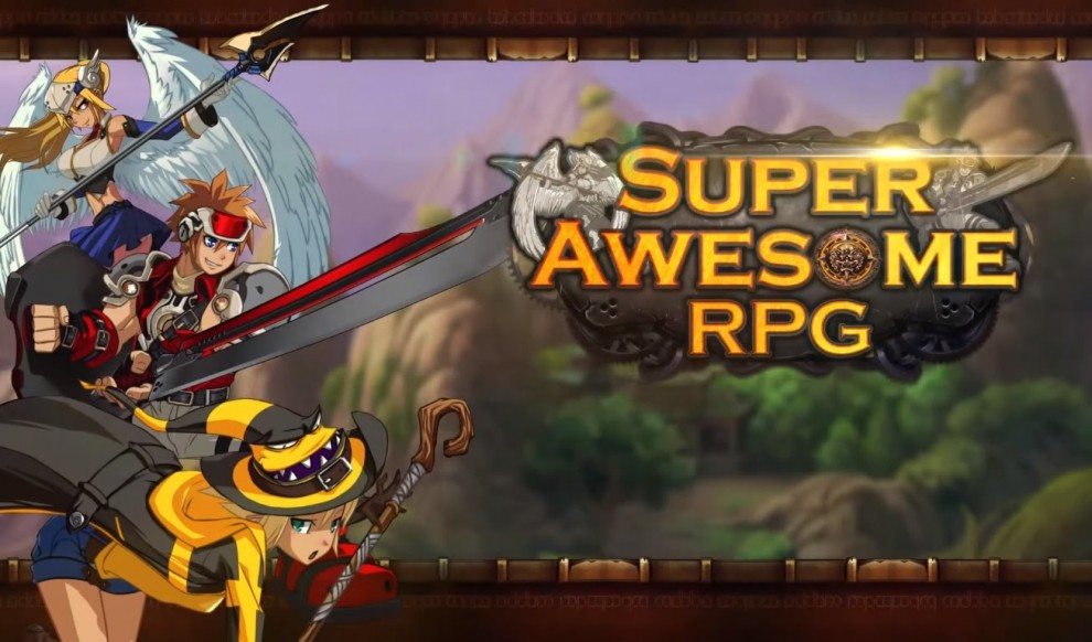 Super Awesome RPG