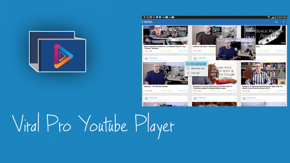 Viral Pro (Youtube Player)