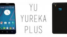 YU Yureka Plus