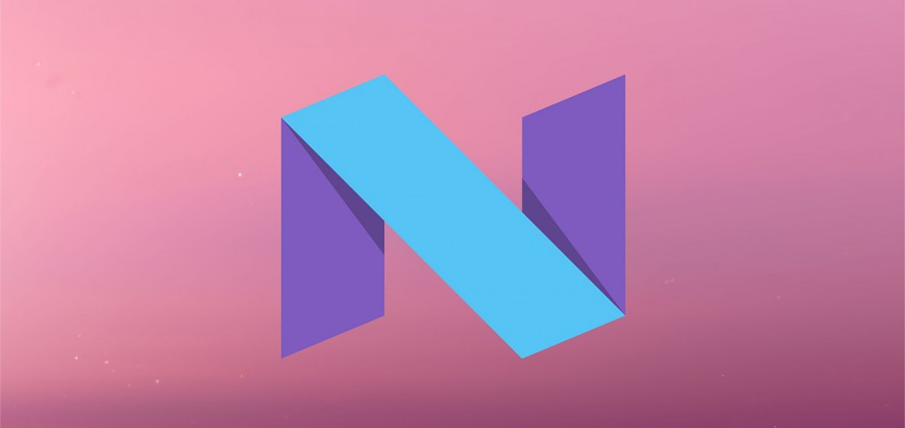 Android N - logo