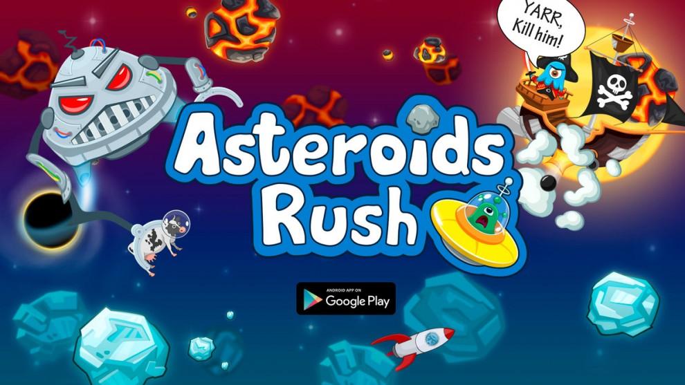 Asteroids Rush
