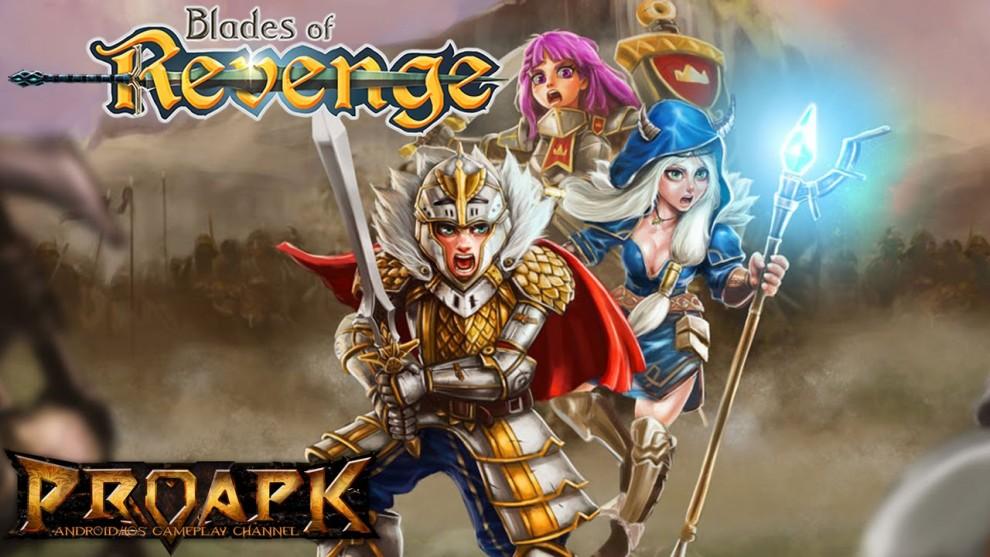 Blades of Revenge