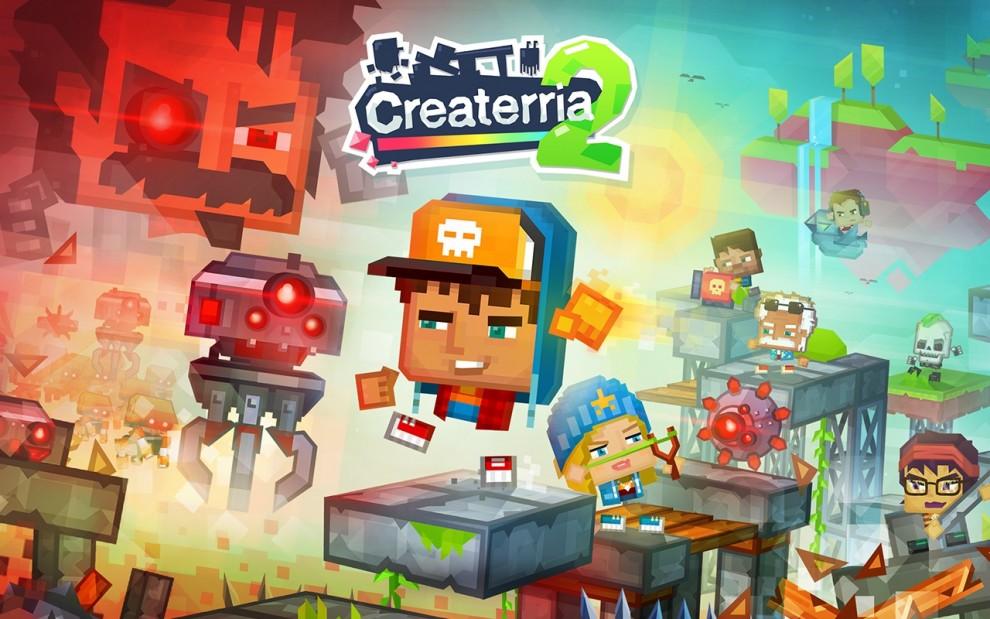 Createrria 2 craft your games