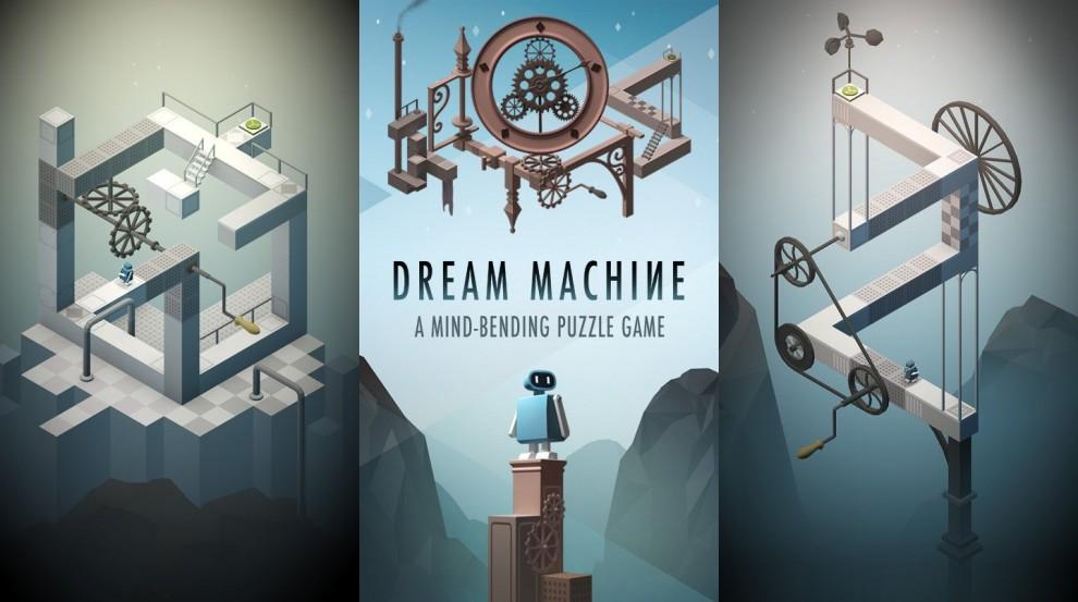Dream Machine - The Game