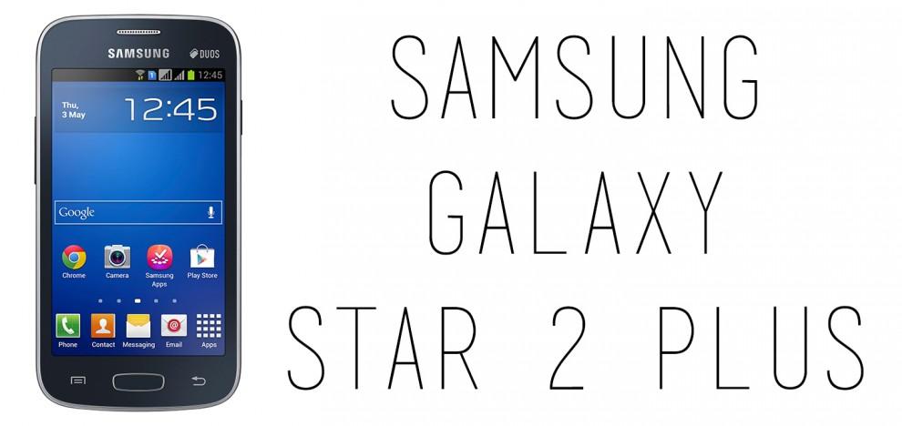 Galaxy Star 2 Plus