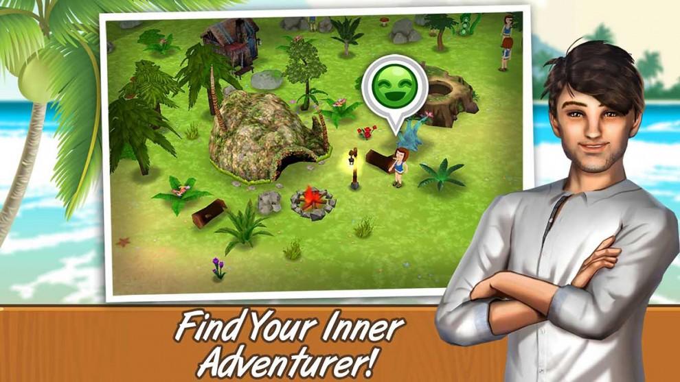 Island Resort - Paradise Sim