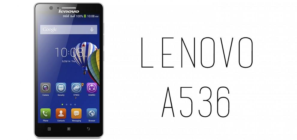 Lenovo - A536