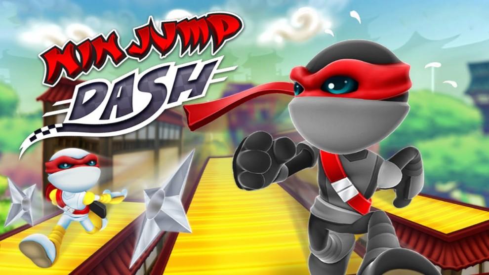 NinJump Dash - Multiplayer Race