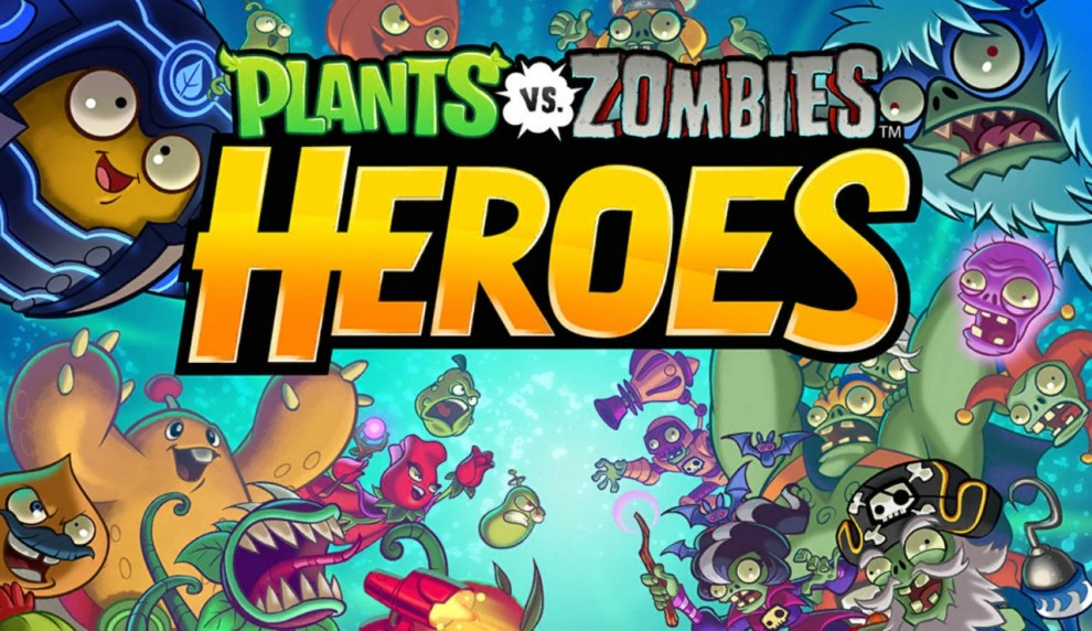 Plants vs Zombies - Heroes