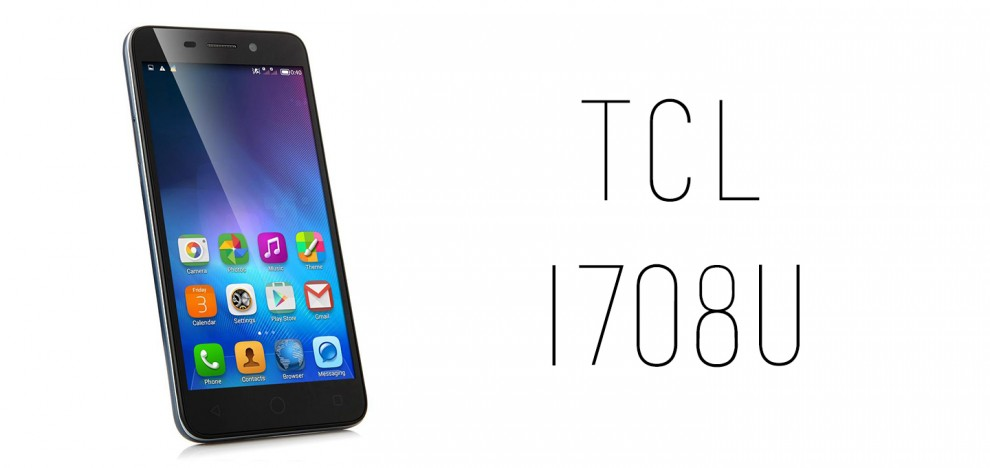 TCL - i708U