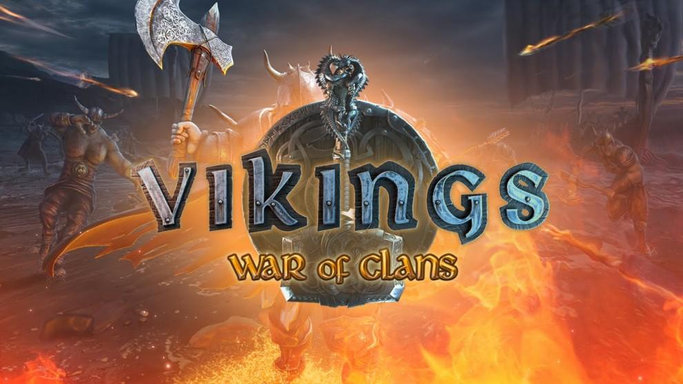 Vikings - War of Clans