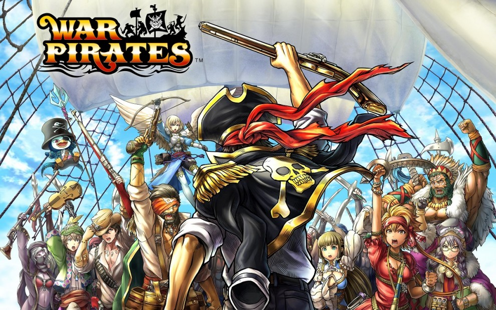 War Pirates - Heroes of the Sea