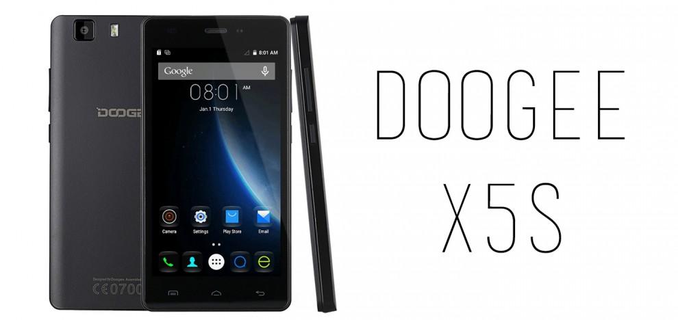 Doogee - X5S