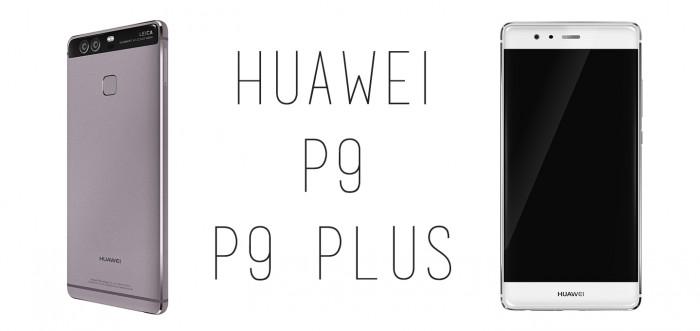 Huawei - P9 - P9 Plus