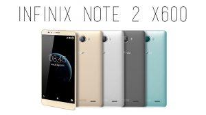Infinix - Note 2 X600