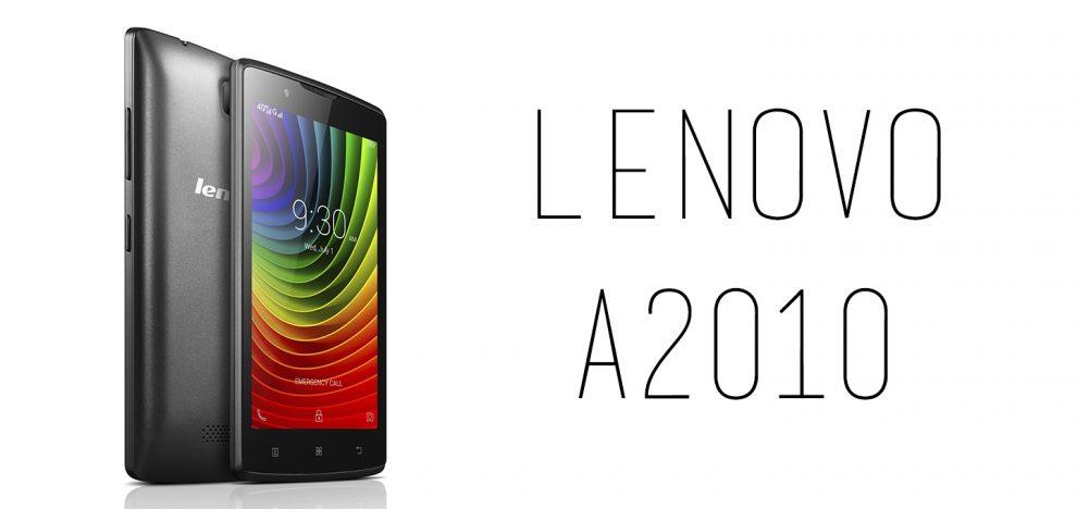 Lenovo - A2010