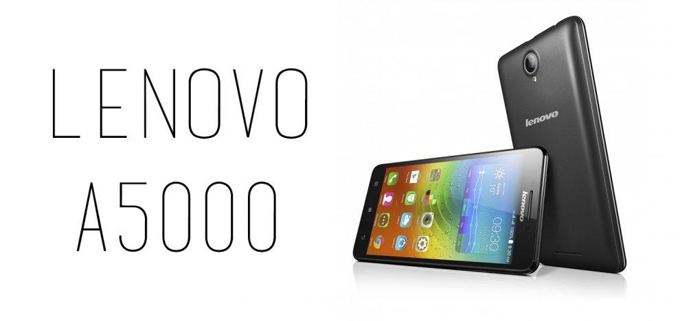 Lenovo - A5000