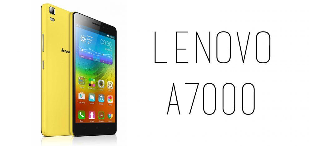 Lenovo - A7000