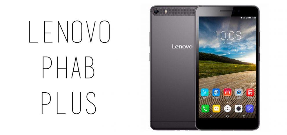 Lenovo - Phab Plus
