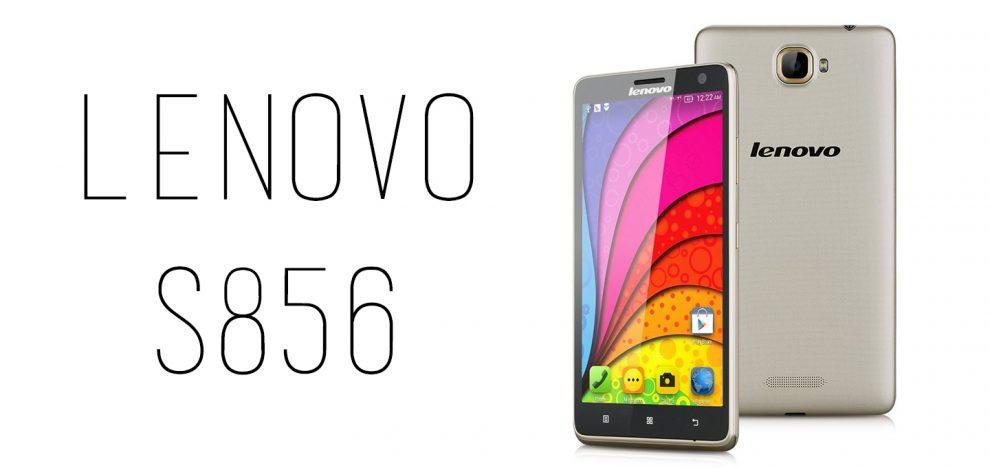 Lenovo - S856