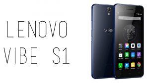Lenovo - Vibe S1