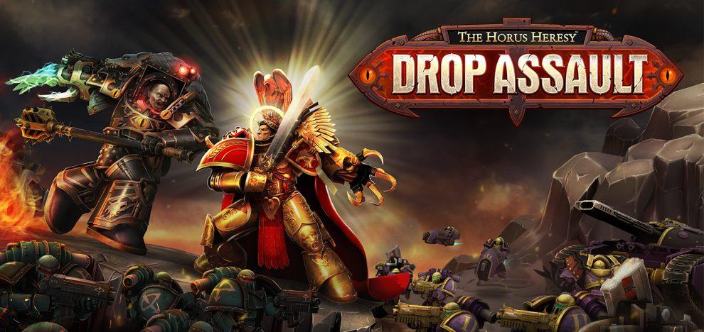 The Horus Heresy - Drop Assault
