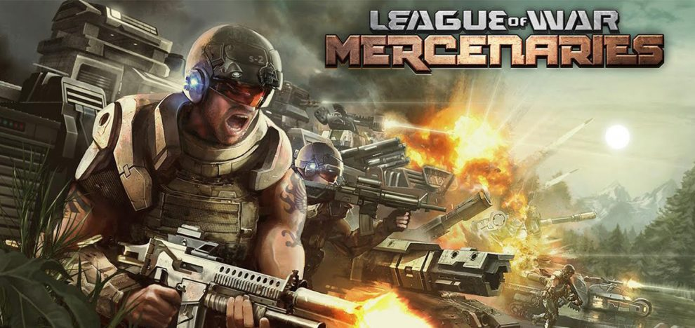 League of War - Mercenaries