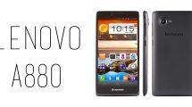 Lenovo - A880