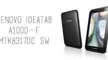 Lenovo - IdeaTab A1000-F (MTK8317DC SW)
