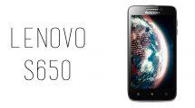 Lenovo - S650