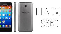 Lenovo - S660