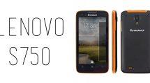 Lenovo - S750